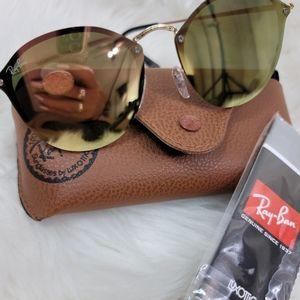 ORIGINAL Ray-Ban Sunglasses Blaze Round